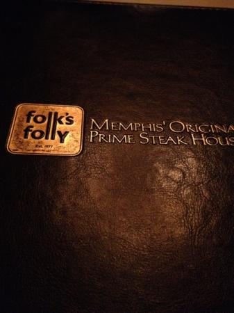 Folk's Folly Prime Steakhouse : Folks Folly