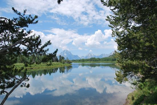 Teton View Bed & Breakfast: Grand Tetons NP