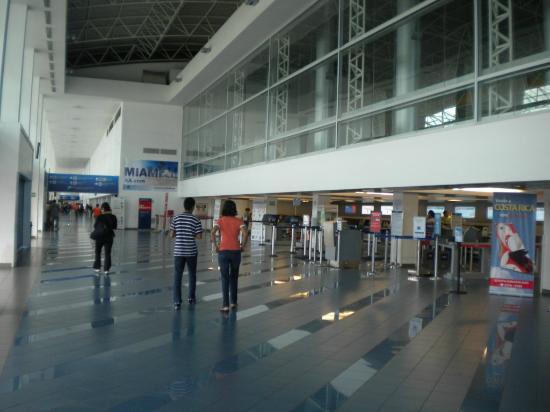 Hotel HEX: Managua Intl Airport (MGA)