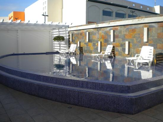 Hotel HEX : Closer View Of The Pool