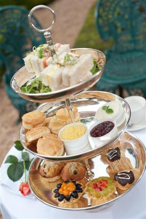 Budmarsh Country Lodge : High Tea