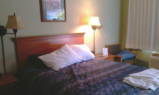 King Frederik Inn: Bed