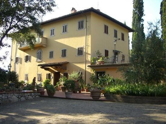 Fattoria Villa Le Sorgenti : B&B