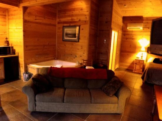 Cabins at Sugar Mountain: 1