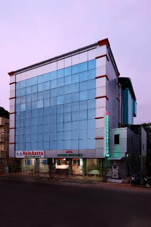 Hotel Green Dreams : HOTEL FRONT VIEW