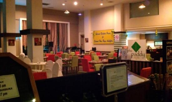 StarCity Hotel Alor Setar: The Paddy Cafe
