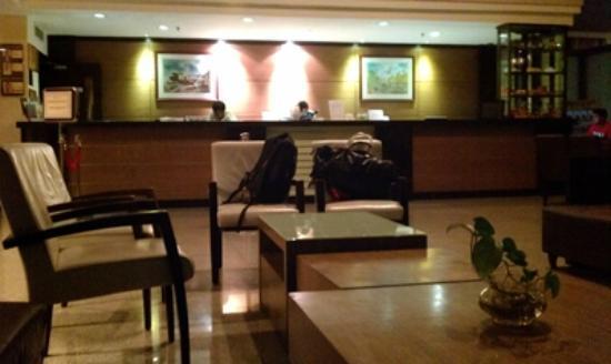 StarCity Hotel Alor Setar: Lobby