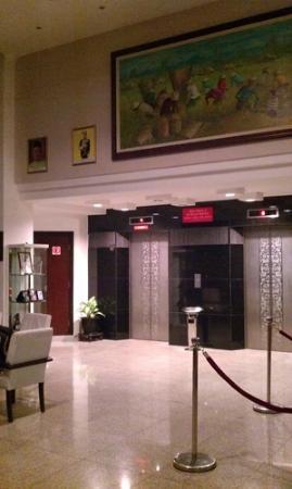 StarCity Hotel Alor Setar: Lift Lobby