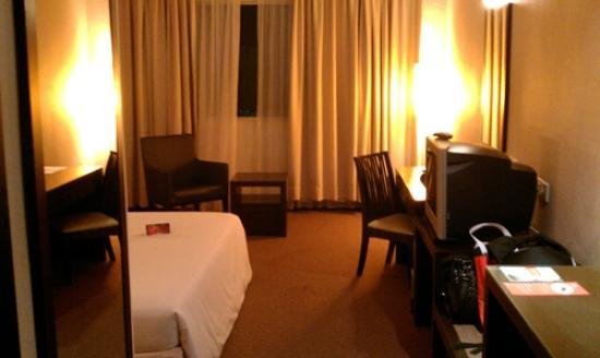 StarCity Hotel Alor Setar: Deluxe Room