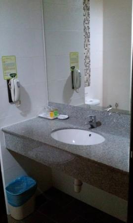 StarCity Hotel Alor Setar: Toilet