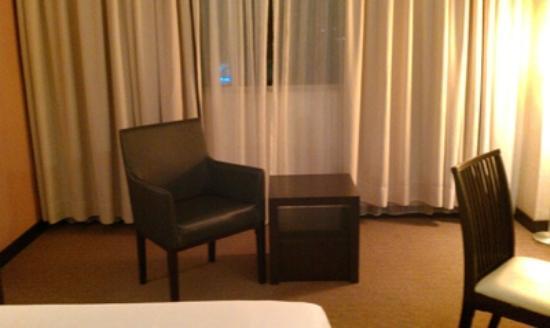StarCity Hotel Alor Setar: Sofa