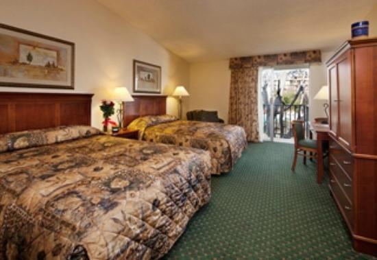 Rose Garden Inn : Our Room