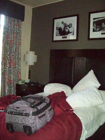 Golden Gate Hotel & Casino: My room