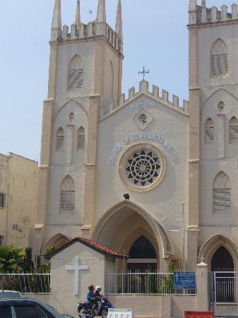 St. Francis Xavier Church: 聖フランシスコ・ザビエル教会