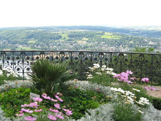 Königswinter, Alemania: View from the Castle