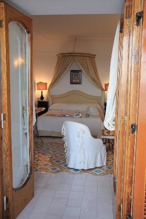 Le Sirenuse Hotel: Our room