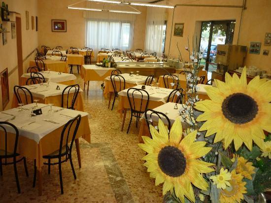 Hotel Argo B&B: sala da pranzo