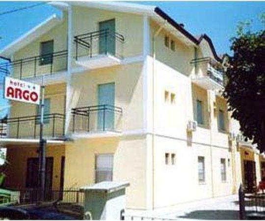 Hotel Argo: la facciata
