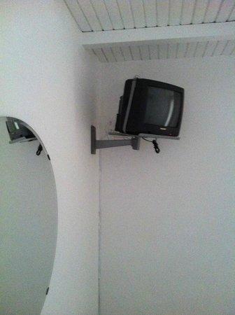 Minois Village: télévision dans la chambre