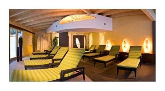 Hotel Madeleine: Panoramaruheraum