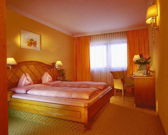 Hotel Madeleine: Doppelzimmer Seenplatte