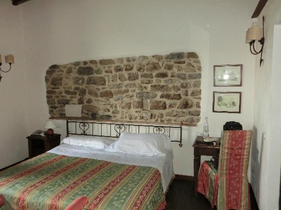 Castello di Petrata: la camera