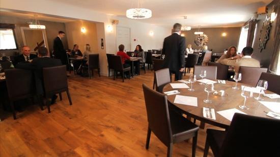 Twin Oaks Hotel Brasserie: The Brasserie