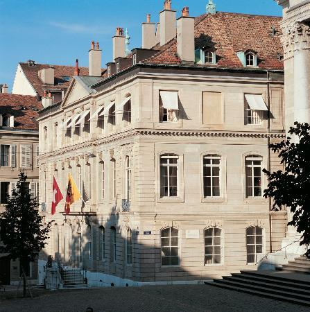 Musee International de la Reforme: Musée international de la Réforme (Maison Mallet)