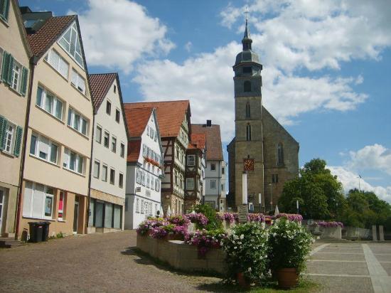 Marktplazt Picture Of Boblingen Baden Wurttemberg