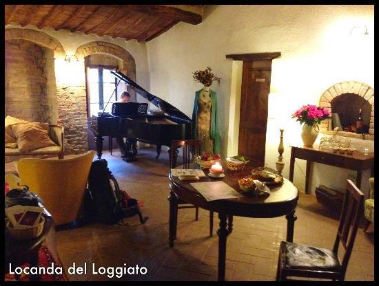 Beautiful Bagno Vignoni - Picture of Locanda del Loggiato, Bagno ...