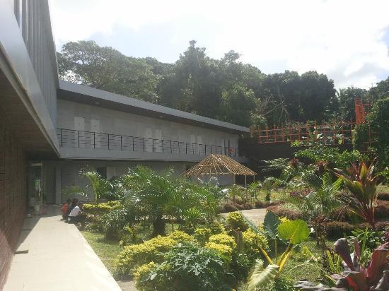 Sky Garden Hotel: Hotel