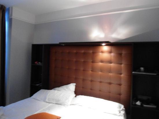 Hotel La Casa de la Trinidad: interno stanza