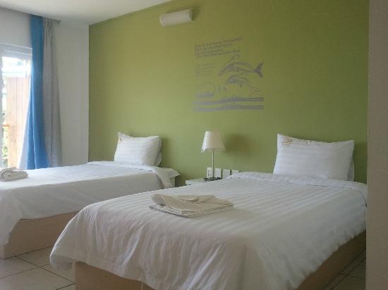 Sky Garden Hotel: Hotel room