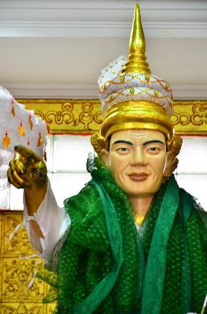 Botahtaung Pagoda: เทพทันใจ ขวัญใจคนไทยที่ไปเที่ยว