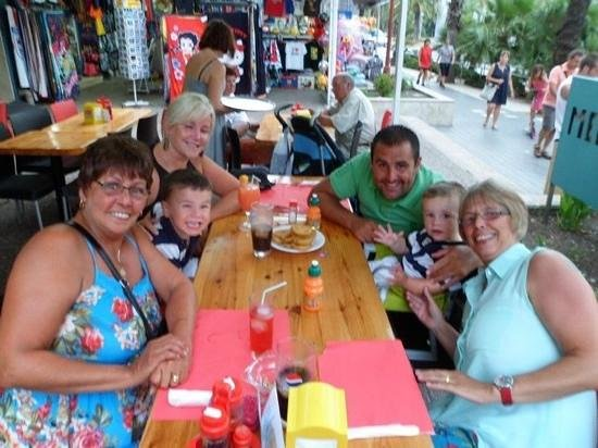 family at the bell tavern
