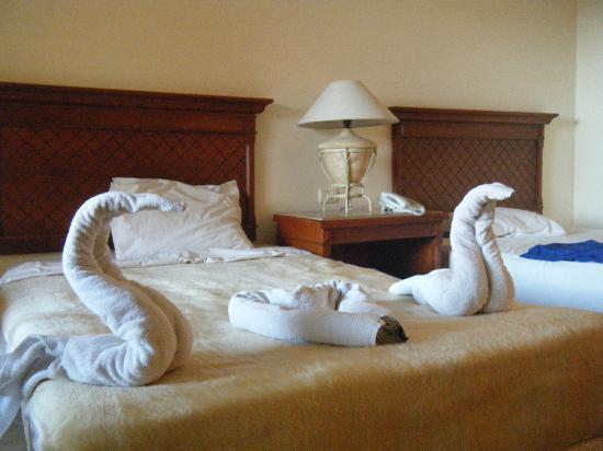 Sun & Sea Hotel: наш номер
