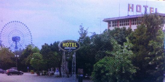 Hotel Adriatico panoramica