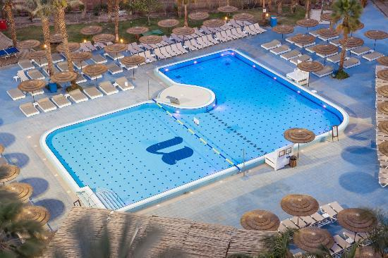 U Coral Beach Club Eilat: hotel pool