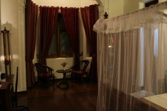 The Mansion : Our room