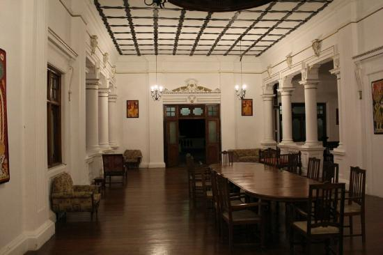 The Mansion: The Hall on 1st floor