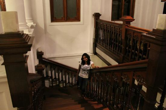 The Mansion: Staircase