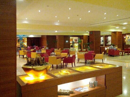 Hotel Siena degli Ulivi: hall