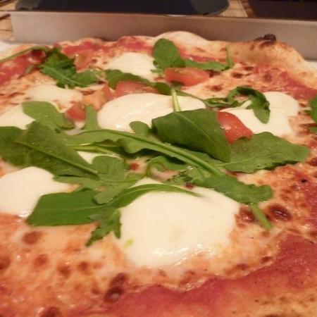 Pizzeria Di Fiore: Pizza Reale