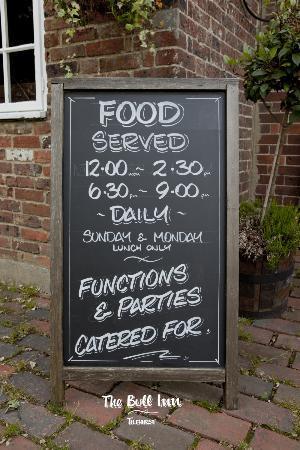 The Bull Inn: Information