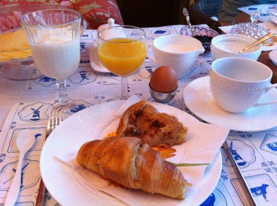 Vondel View B&B: colazione/breakfast 4