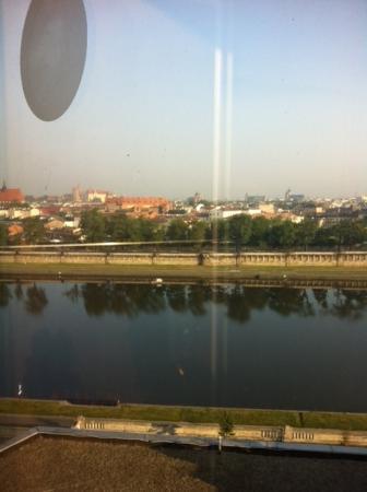 Qubus Hotel Wroclaw: my view