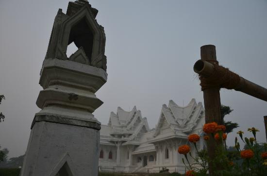 Lumbini, Nepal: วัดไทยพุทธคยา