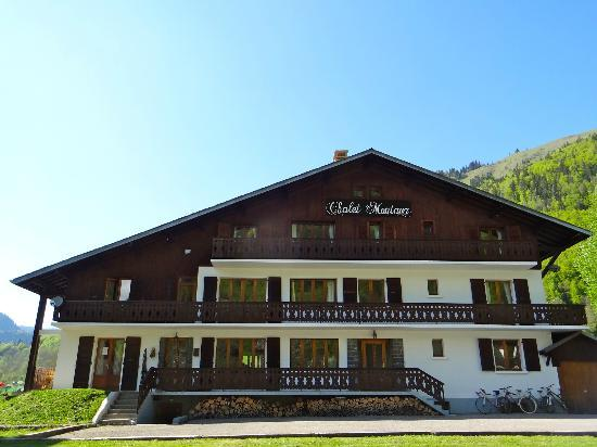 Chalet Le Montana : montana in the sunshine