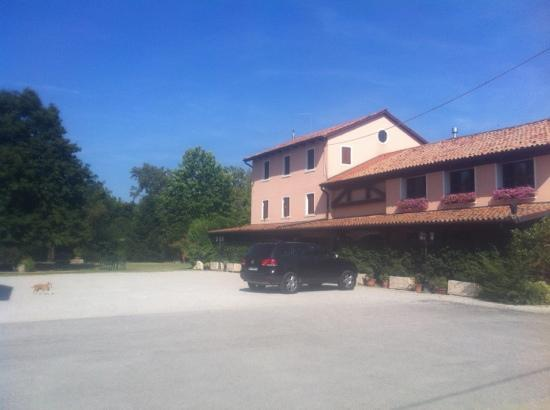 Preganziol, Italia: ristorante el patio