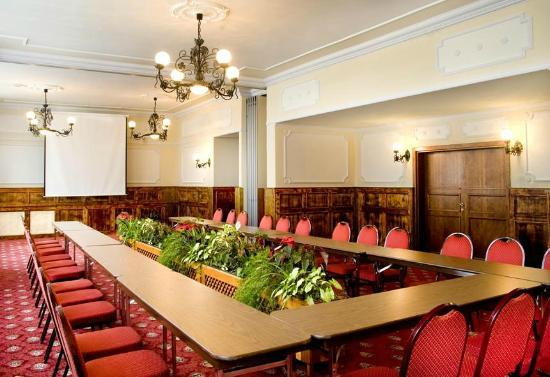 Silvanus Hotel Visegrad : One of our conference rooms.